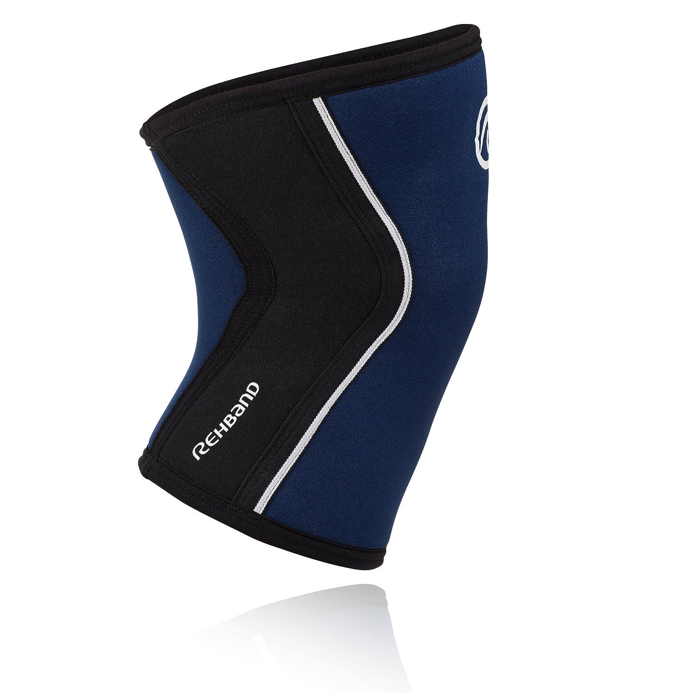 Men Rx Kniebandage 5mm Rehband Mens RX 5/mm Knee Support Bandage