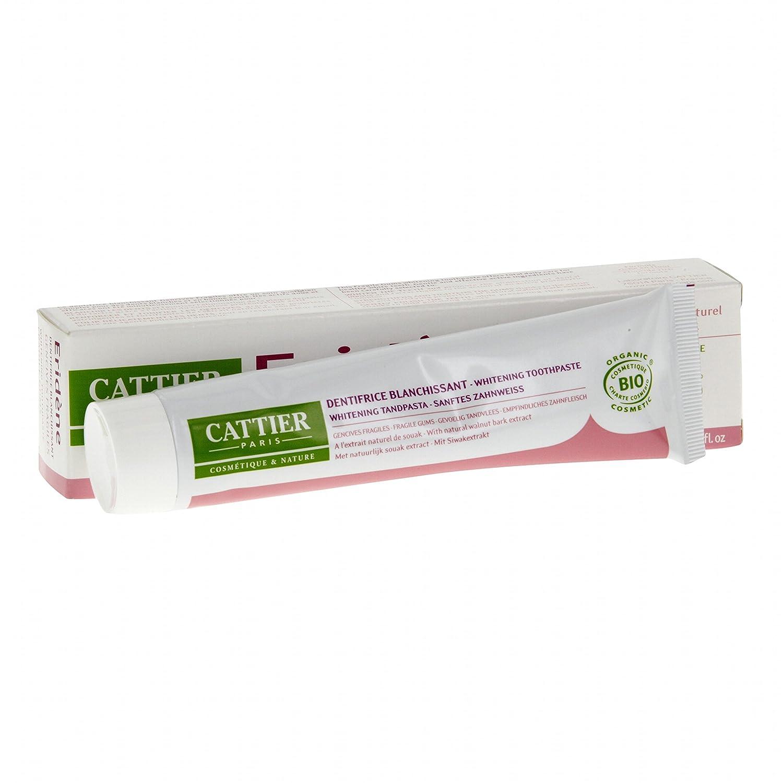 Cattier - Eridène Gencives Fragiles Bio Tube 75Ml