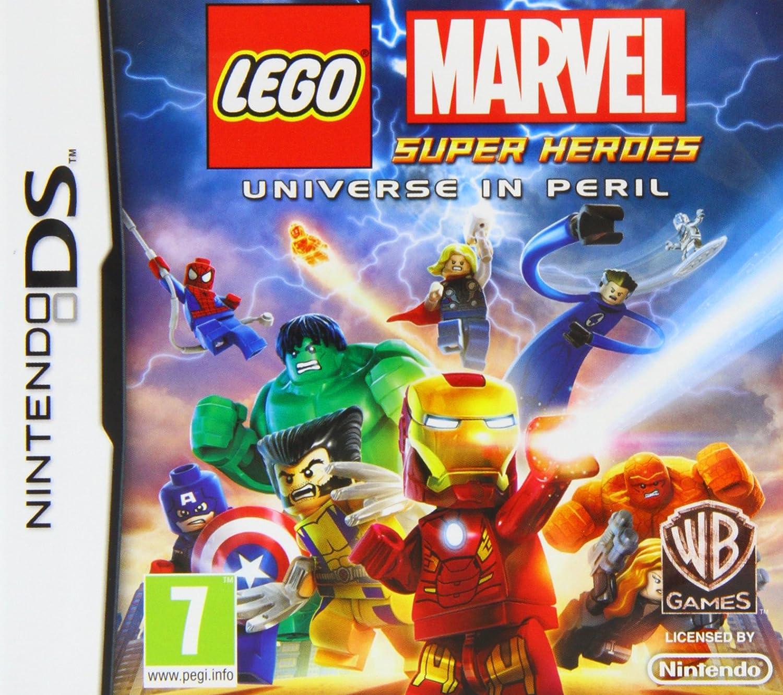 LEGO Marvel Super Heroes: Universo en peligro (Nintendo 3DS): Amazon.es: Videojuegos