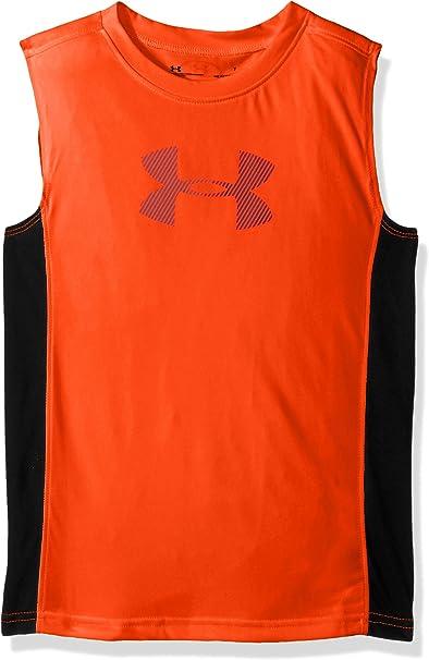 Under Armour Boys Raid Sleeveless shirt tank top