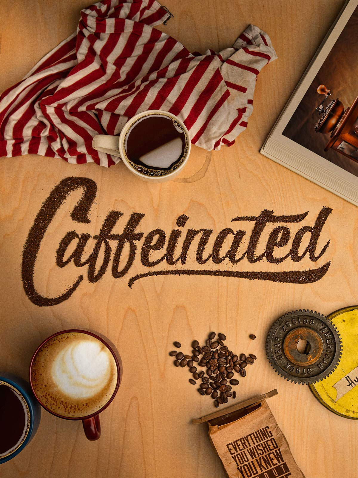 Caffeinated (English Subtitled)