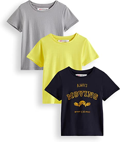 RED WAGON T-Shirt Bambino