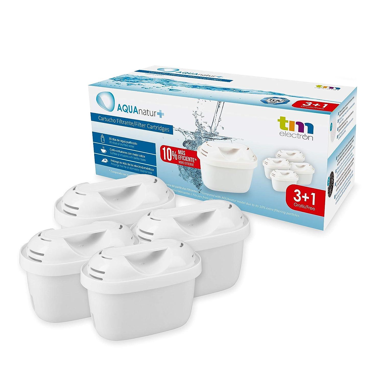 TM Electron TMFIL004+ Pack de 4 a 8 Meses compatibles con Las ...
