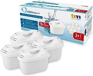 TMFIL004+ Filtros de Agua Compatibles para Jarras de Filtrado