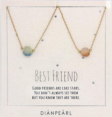 Amazon Com Best Friend Necklace Bff Necklace Friendship Necklace