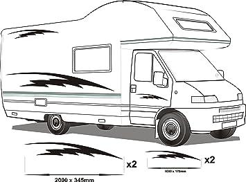 Art Camping En Pour Smarts 7 Graphiques Vinyle De Autocollants Lot N8vmwOn0