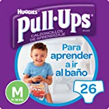 Huggies Pull Ups Pannolino Mutandina di Apprendimento, Taglia 5 (11-18 kg), 2 Pacchi da 26 Pezzi