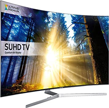 SAMSUNG Ue78ks9500 78inch Curvada suhd 4k led Smart TV Quantum Dot ...