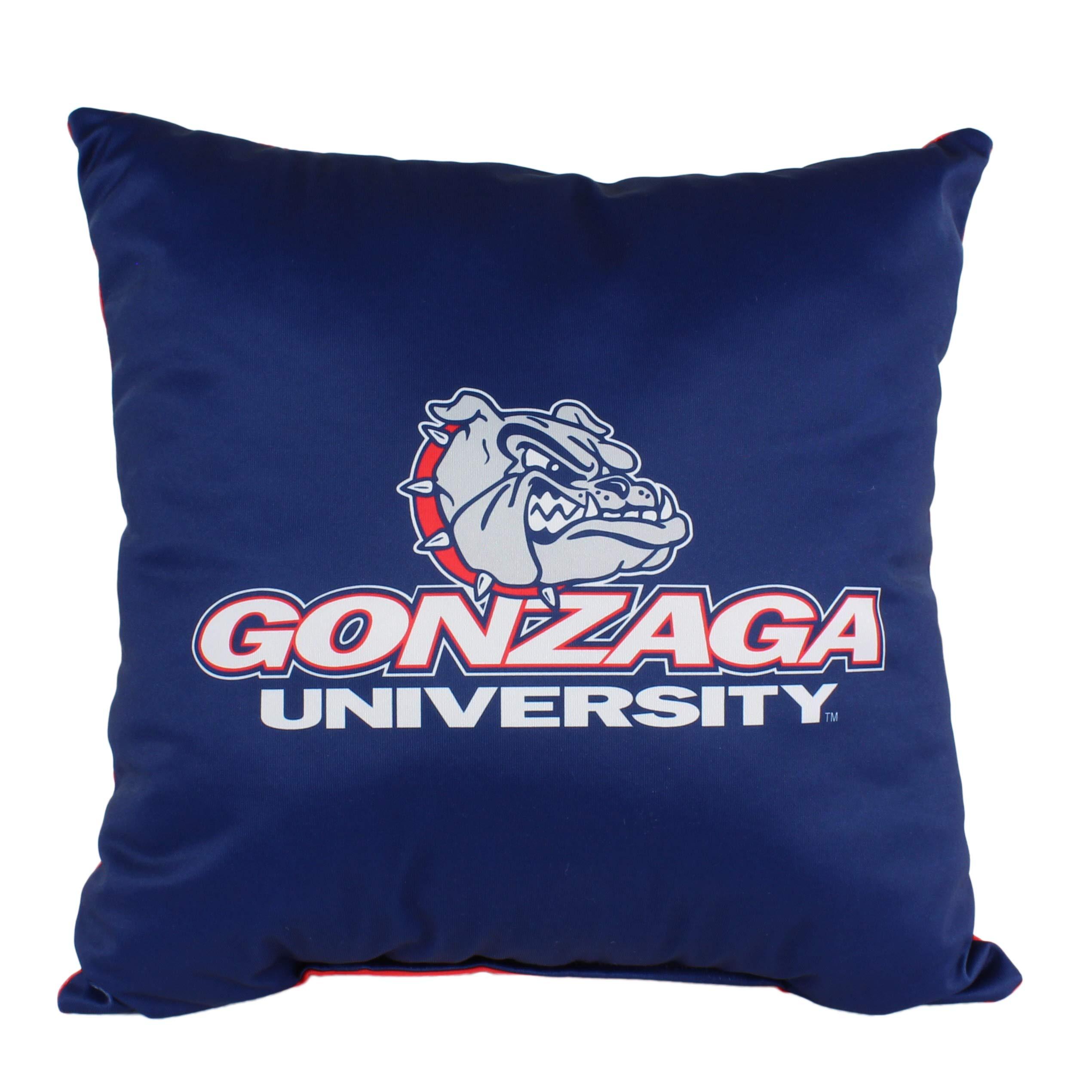 College Covers 16'' x 16'' Decorative Pillow, Gonzaga Bulldogs