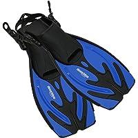 Deep Blue Gear Aletas de Corriente para Buceo, Snorkel y natación