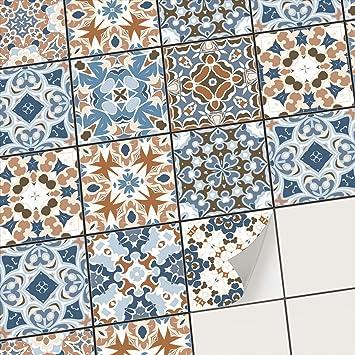 Creatisto Klebefliesen Stickerfliesen Fliesenfolie Klebefolie Aufkleber Fur Wand Fliesen Klebefliesen Deko Folien Fur Fliesen In Kuche U