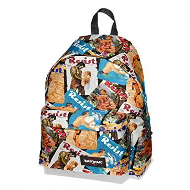 e84f0d25bf Eastpak Padded Pak r Backpack Ride The Tiger