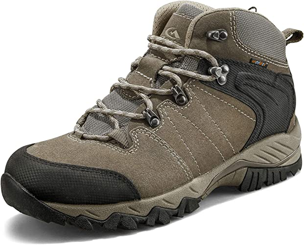 Clorts Waterproof Men's Hiking Boots