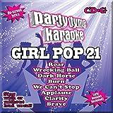 Party Tyme Karaoke - Girl Pop 21 [8+8-song CD+G]