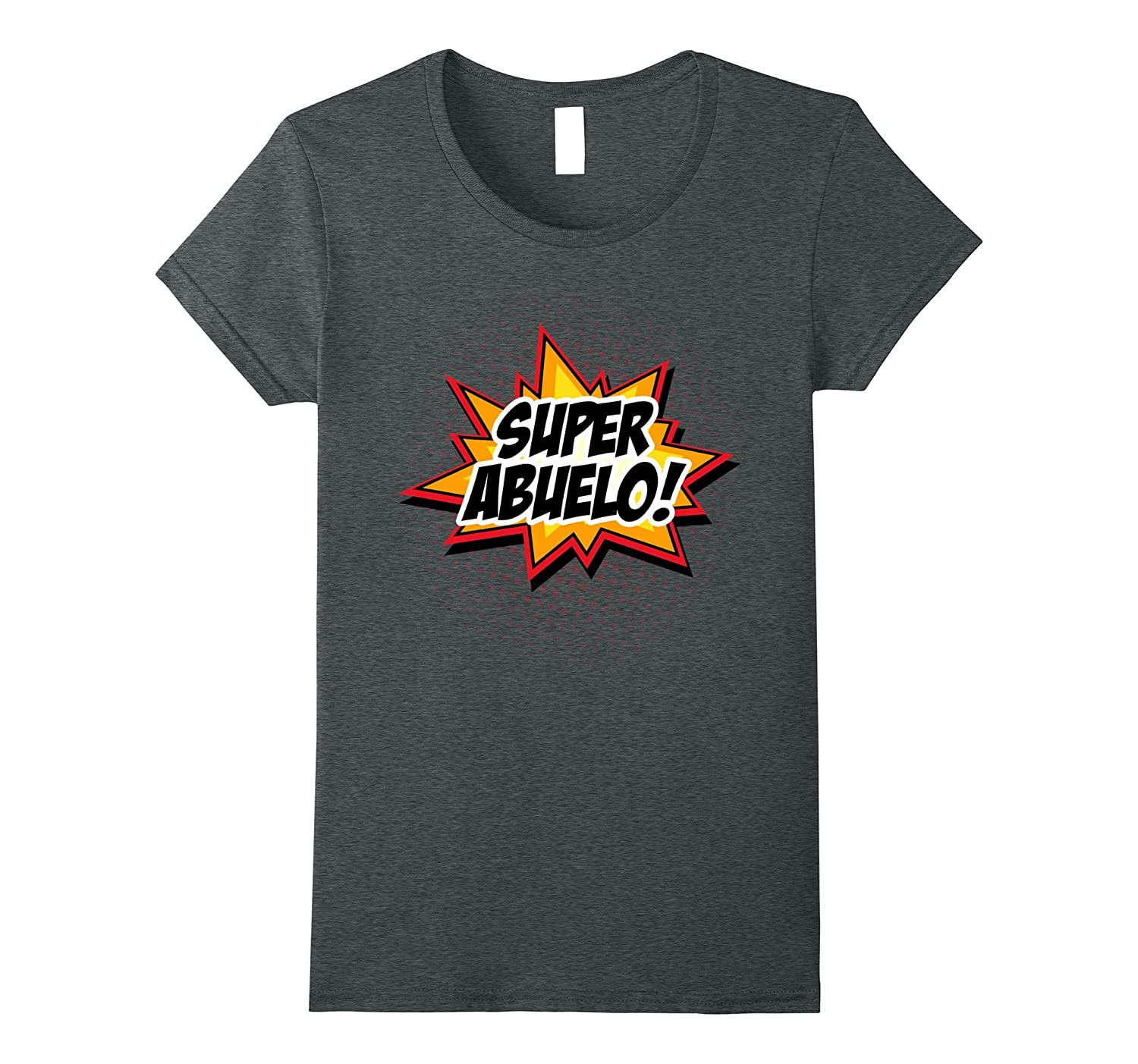 Men's Just Call Me Super Abuelo Spanish Grandfather T-Shirt