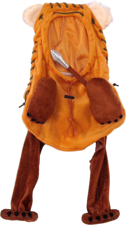 Rubies Disfraz de Star Wars Running Ewok para Mascotas, Talla XL ...