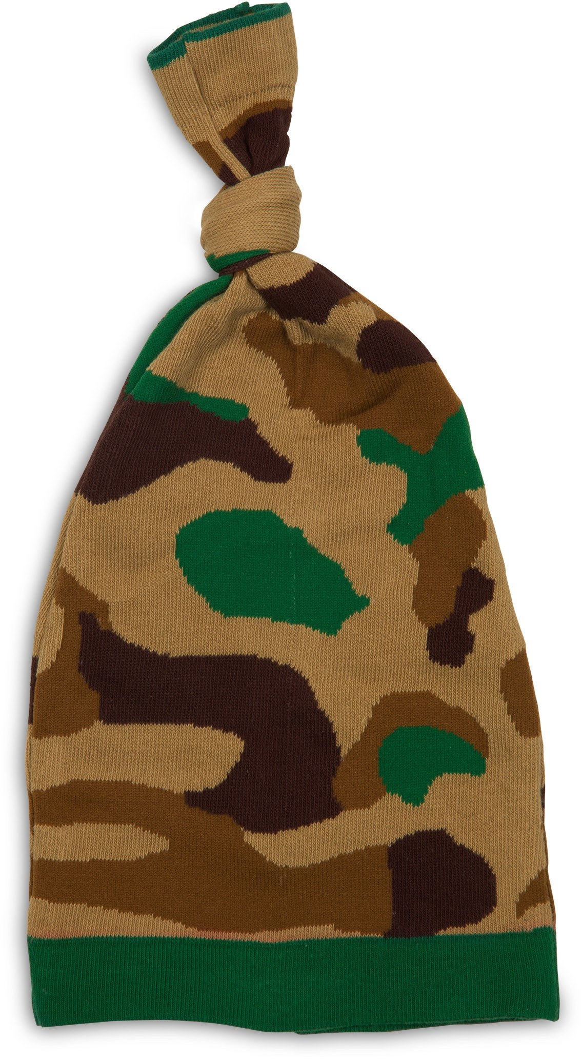 0efc713b23e Amazon.com  Izzy   Owie - 0-12 Month Camouflage Loose Baby Hat  Toys   Games