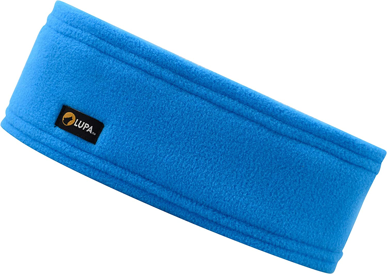 Lupa Canadian Handmade Unisex Triple-Layer Micro Fleece Headband
