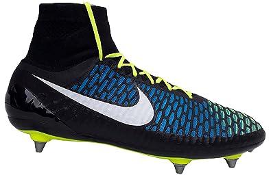 Nike Magista Obra II FG 844595 109 White Soccer Cleats Motion