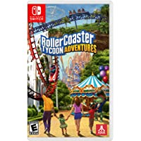 Rollercoaster Tycoon: Adventures - Nintendo Switch Standard Edition