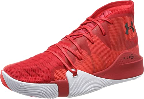Under Armour UA Spawn Mid, Zapatos de Baloncesto para Hombre ...