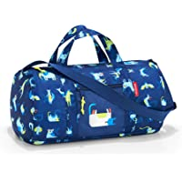 Reisenthel Mini Maxi dufflebag Kids ABC Friends Blue Bolsa de Deporte 38 Centimeters 10 Azul (ABC Friends Blue)