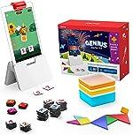Osmo - Genius Starter Kit for Fire Tablet + Family Game