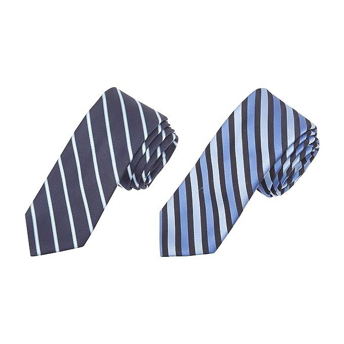 Dockers Big Boys Plaid Necktie