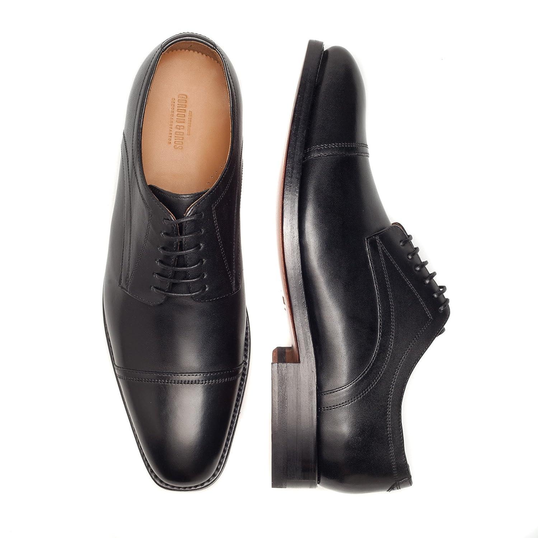 f4bed6186bd8 Amazon.com   Gordon   Bros - Havret Black - 2323 - Color  Black - Size   46.0 EUR   Boots