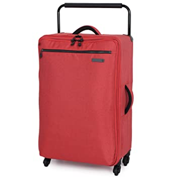 6bcb1703a Amazon.com | IT Luggage World's Lightest Spinner 31-Inch Packing Case (Clay  Red) | Suitcases