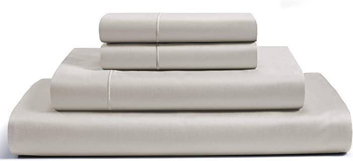 The Best Cotton Queen Sheet Set Chateau Home Collection