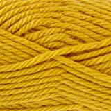 King Cole Big Value Super Chunky Knitting Wool/Yarn (Mustard 3121)
