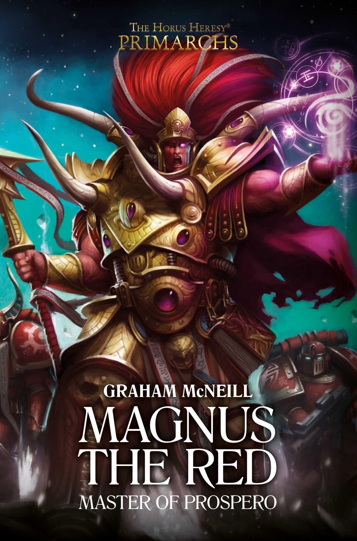 Magnus the Red: Master of Prospero (The Horus Heresy: Primarchs) ebook