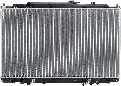 For Honda Odyssey 1999 2000 2001 2002 2003 2004 3.5 V6 RAD2270 Aluminum Radiator