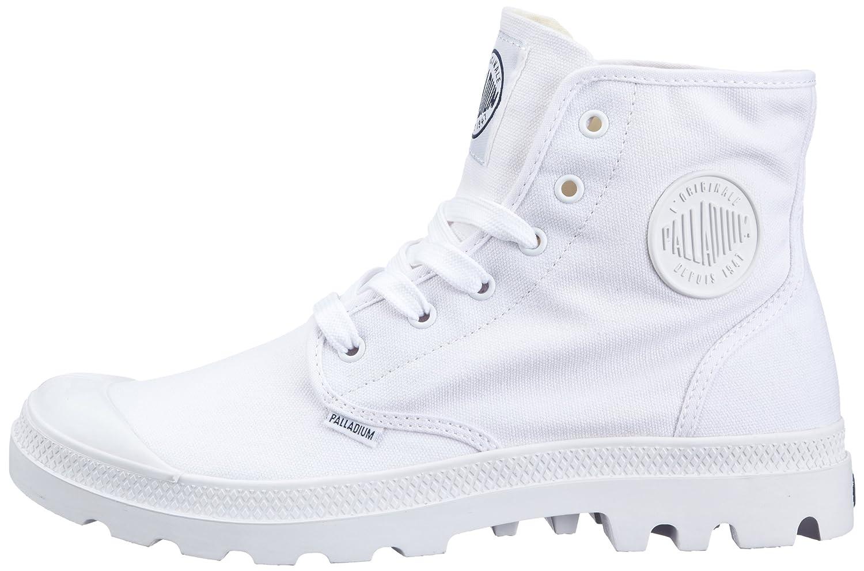 Palladium Hi Mixte M Basses Chaussures Adulte 154 Blanc 72886 rzqCwvr