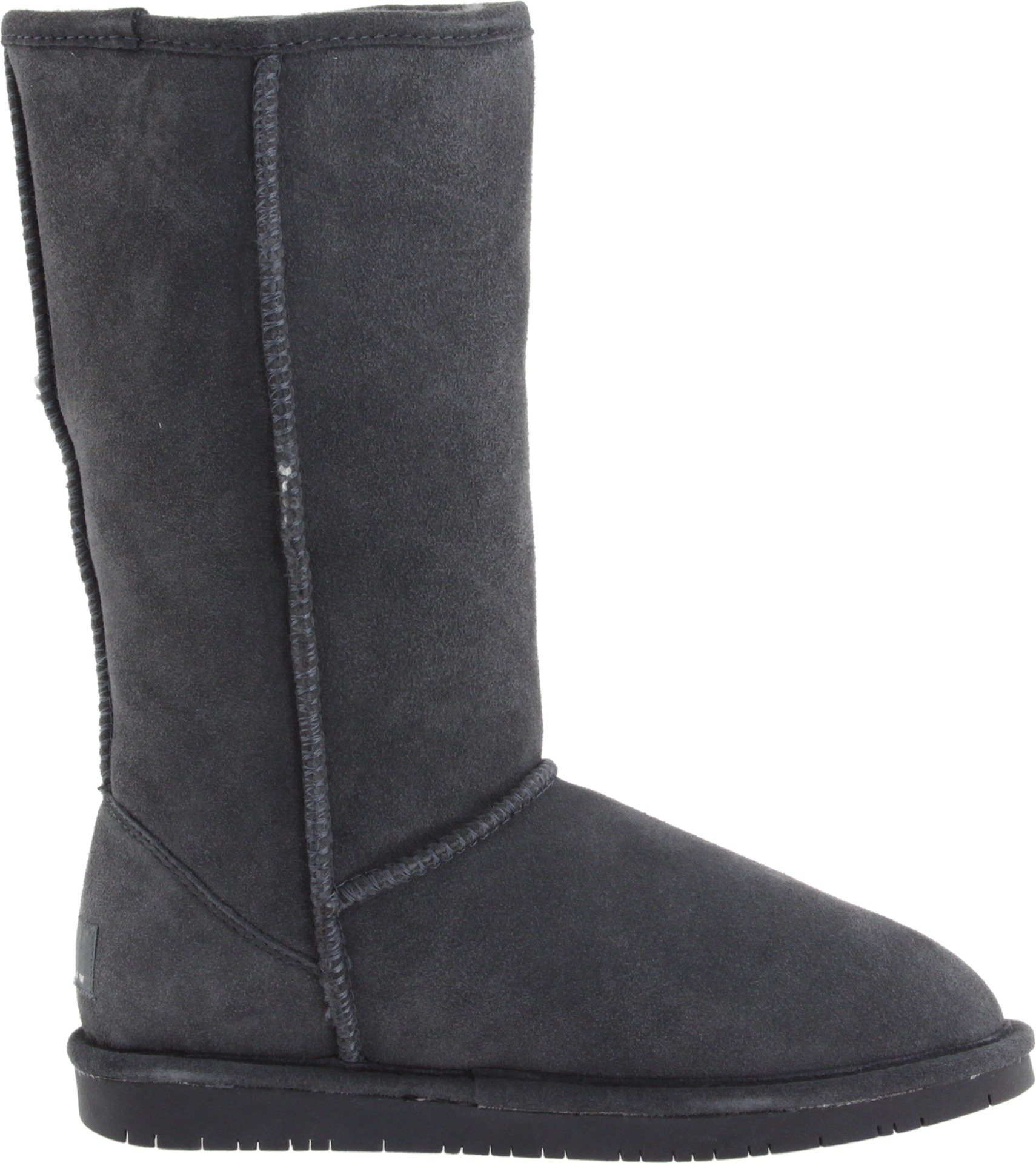 BEARPAW Women's Emma Tall Winter Boot, Charcoal, 9 M US by BEARPAW (Image #6)