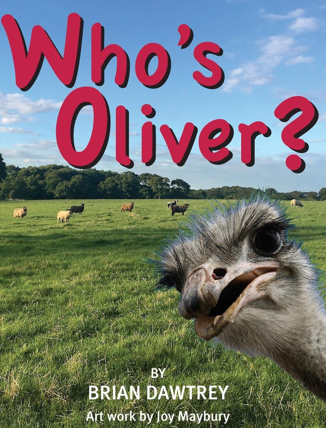 Who's Oliver? ebook
