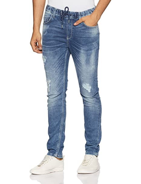 brand new official shop buy sale Celio Men's Skinny Fit Stretchable Jeans