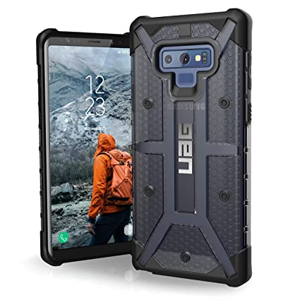 on sale 2d10a 567e8 URBAN ARMOR GEAR UAG Samsung Galaxy Note 9 Plasma Feather-Light Rugged  [Ash] Military Drop Tested Phone Case