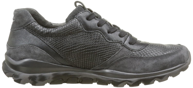 Gabor Rollingsoft 56.968 - Chaussures de Sport Femme - Gris - 38 EU u7qnxfhQ8X