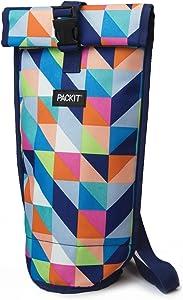PackIt Freezable Wine Bag, Paradise Breeze