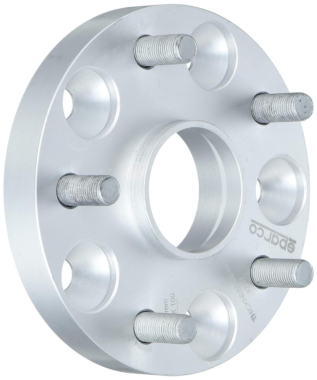 Distanziali Hofmann in alluminio per ruote con certificazione dei componenti 30/mm per disco 60/mm per asse
