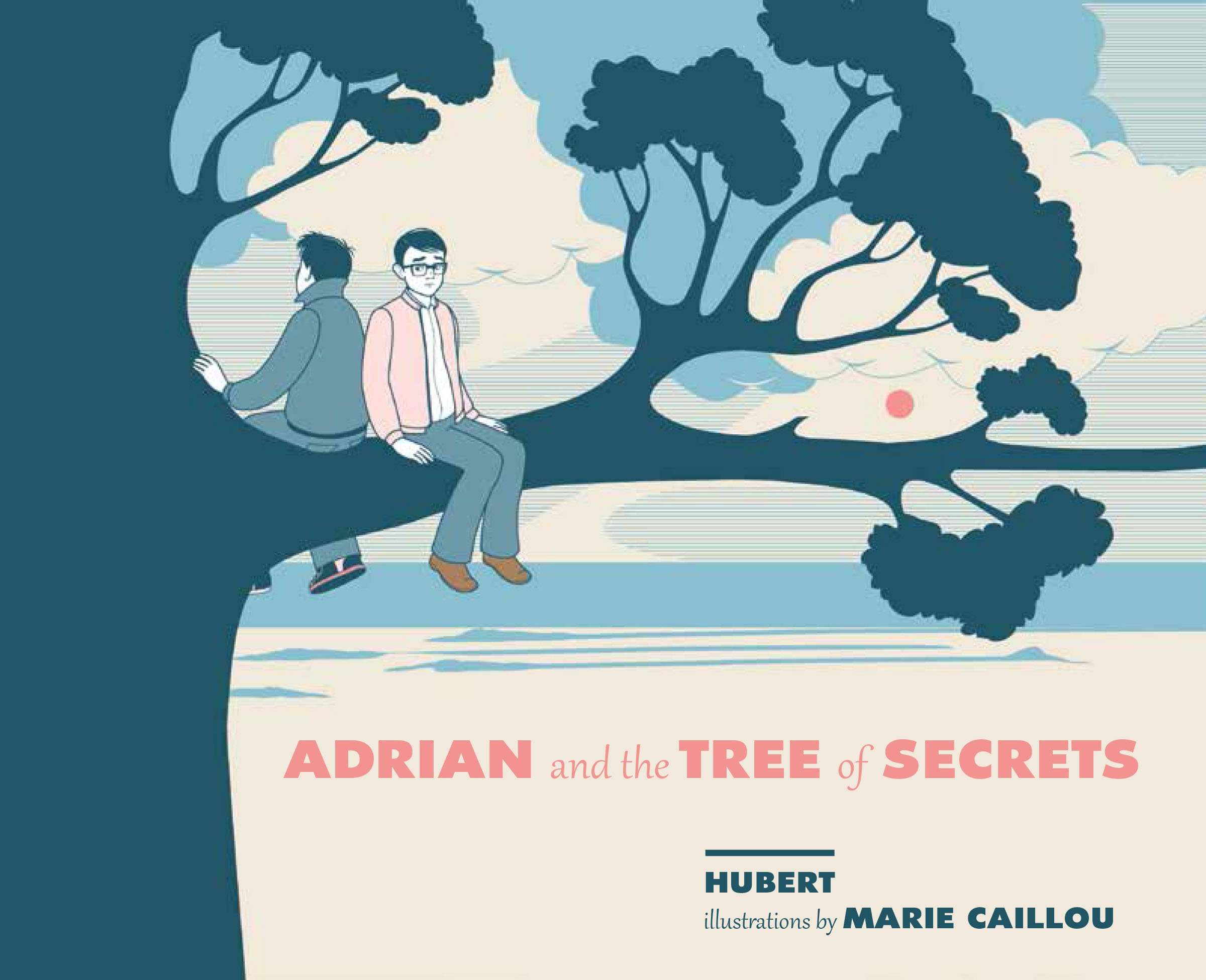 Adrian and the Tree of Secrets PDF