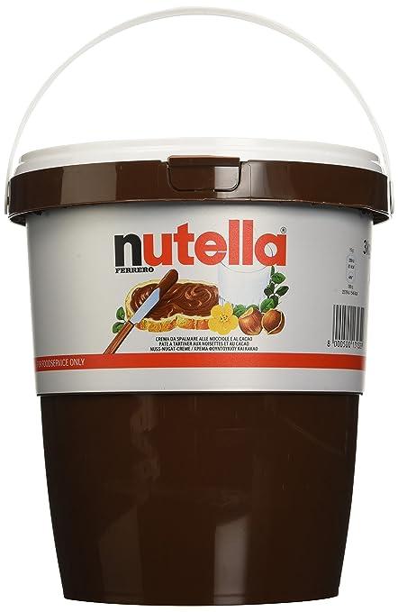 31 opinioni per Nutella Ferrero Dolci e specialità, 3 Kg
