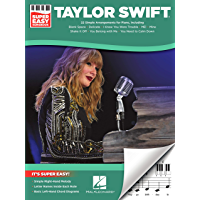 Taylor Swift - Super Easy Piano Songbook (Super Easy Songbook) book cover