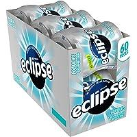 Eclipse 无糖口香糖 60 Piece Car Cup (Pack of 6)