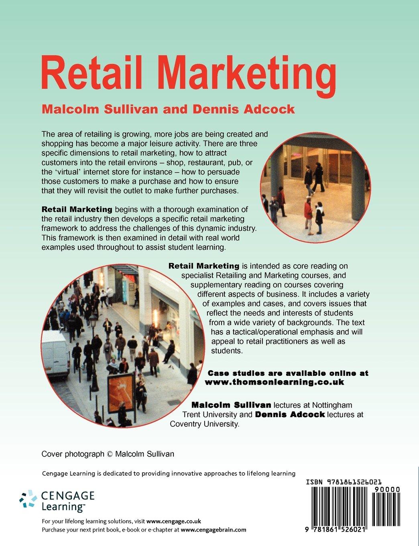 Retail Marketing: Amazon.co.uk: Malcolm Sullivan: 9781861526021: Books