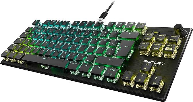 ROCCAT Vulcan Pro TKL Gaming-Tastatur: Amazon.es: Electrónica