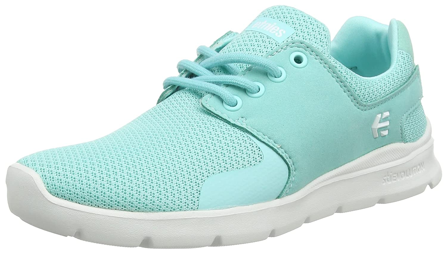 Etnies Womens Scout XT Sneaker B01MYBE9YO 6.5 B(M) US|Light Blue