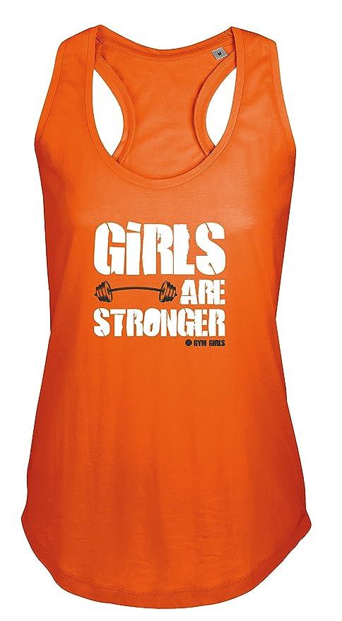 Girls Are Stronger, Las niñas son más fuertes, camiseta, Stringer Camiseta interior,
